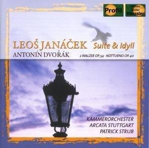 Leos Janacek / Antonín Dvorák Werke für Streichorchester
