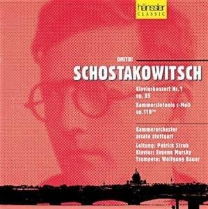 Dmitrij Schostakowitsch Klavierkonz.1 / Kammersinf.in C